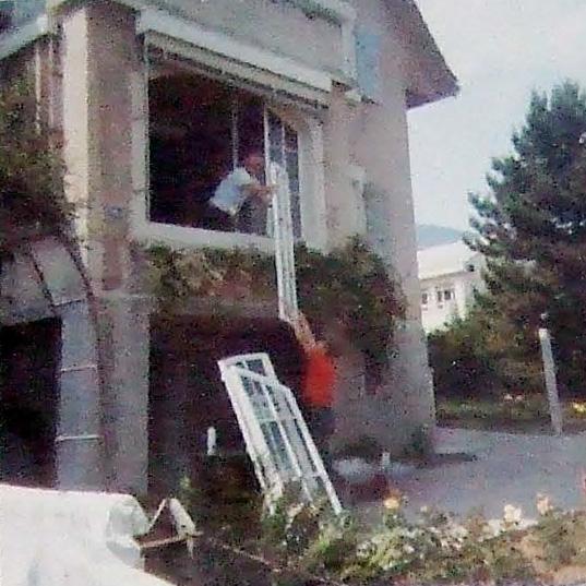Henri Duvoisin historique traveaux usine 1