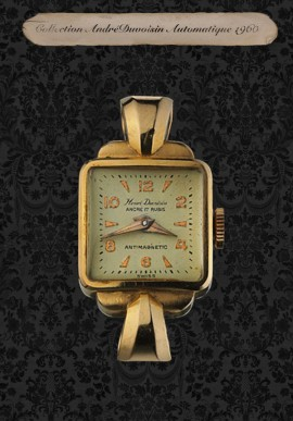 H. Duvoisin Collection Automatique 1960