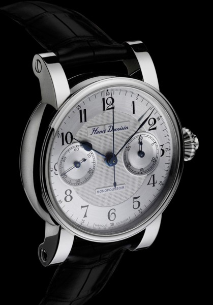 Chronographe monopoussoir 19''